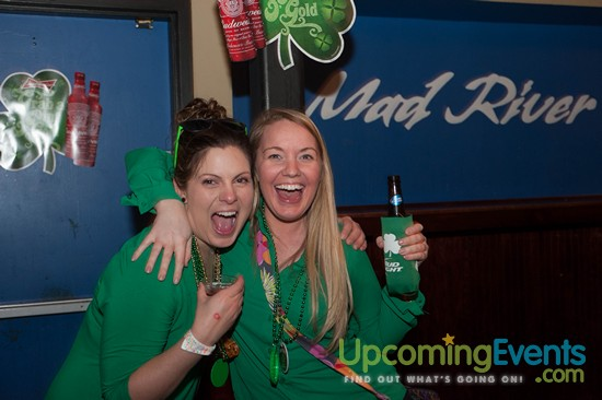 Mad Paddy's Day at Mad River Manayunk!